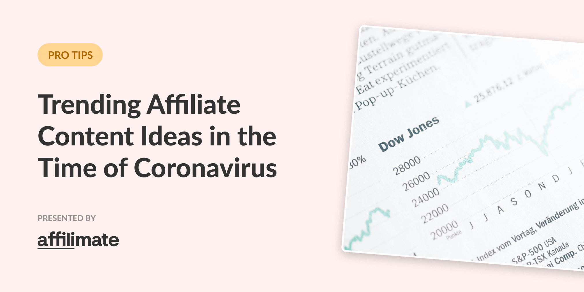 Trending content ideas for bloggers in the time of coronavirus