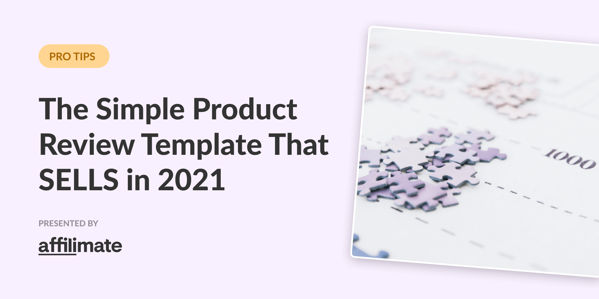 The Simple Product Review Template That SELLS in 2021